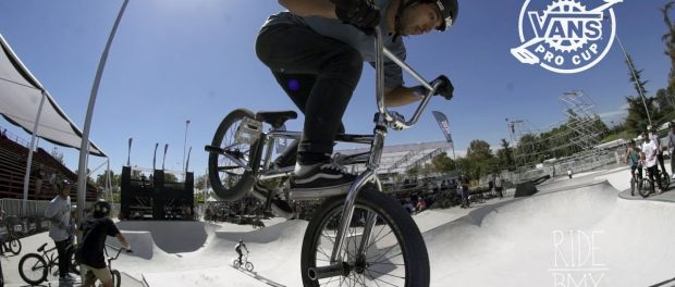 VANS BMX PRO CUP CHILE – QUALIFYING (RAW CLIPS & BEHIND THE SCENES)