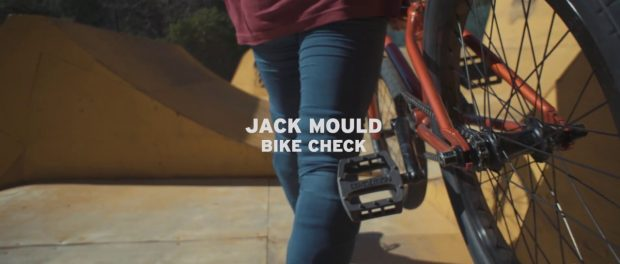 WETHEPEOPLE BMX: Jack Mould #MESSAGE Bike Check