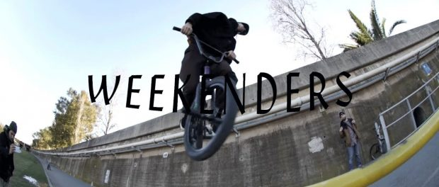 WETHEPEOPLE BMX: Weekenders Ep3. HARD 540S IN BARCELONA