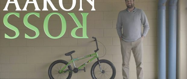 Aaron Ross – What I Ride (Bike Check)