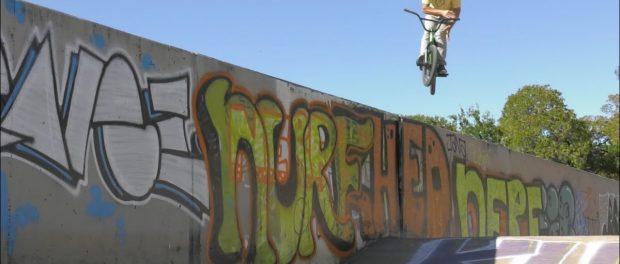 BMX / Aaron Ross – Still Standing Trailer