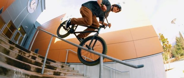 BMX – VANCOUVER'S OWN KENT FULLER