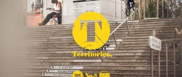 BSD x DIG Territories No.2 Paris