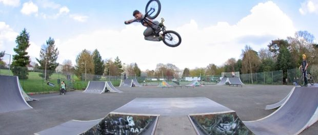 Sunny BMX sessions are BACK!