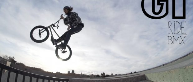 ULTRA SMOOTH STREET STYLE – SULLYVAN GUAINCETRE – GT BMX