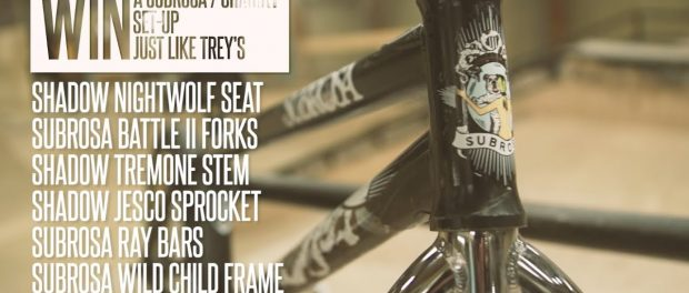 WIN A TREY JONES SET UP!!!