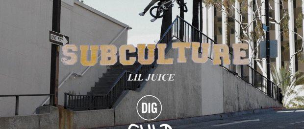 CULTCREW/ LIL JUICE/ SUBCULTURE 01
