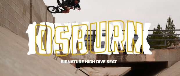 Dive In with Chad Osburn! – Kink BMX Signature High Dive Seat