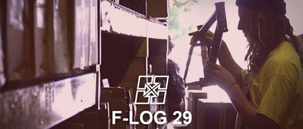 Fitbikeco. F-LOG 29 – New Begin Frames!