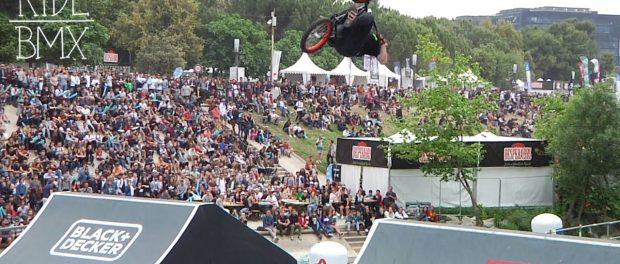 PARK QUALIFYING HIGHLIGHTS – FISE 2018 – MONTPELLIER