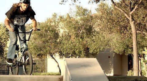 Volume BMX: Josh Clemens' Pink Camo Voyager Frame Commercial