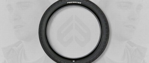 éclat BMX: Bruno Hoffmann #PredatorTire