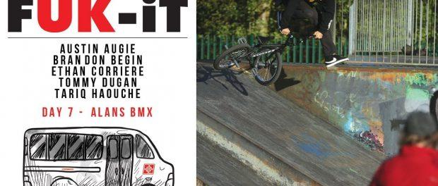 Fitbikeco. FUK-IT Tour Day 7 – Alans Bikes
