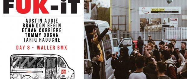 Fitbikeco. FUK-IT Tour Day 8 – Waller BMX