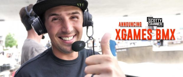 I'M ANNOUNCING THE X GAMES!