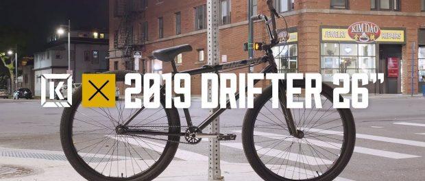 Kink Drifter 26″ 2019 Bike