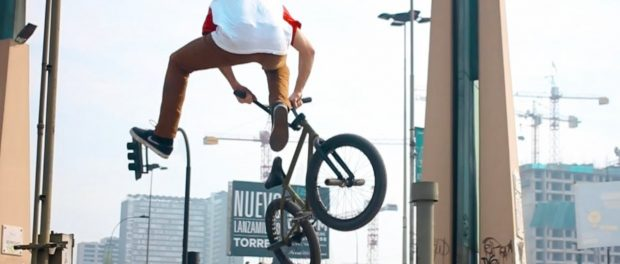 Luis Tata Erices – Welcome To Flow – Federal x iBike Chile