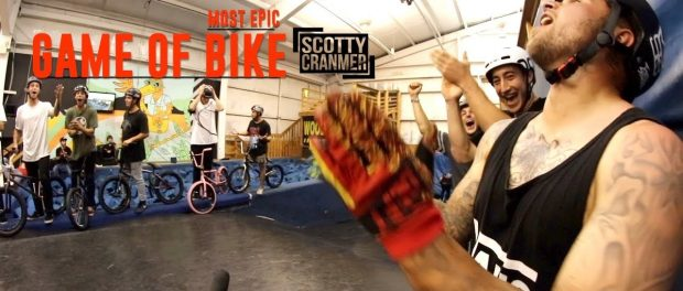 THE MOST EPIC GAME OF BIKE EVER!