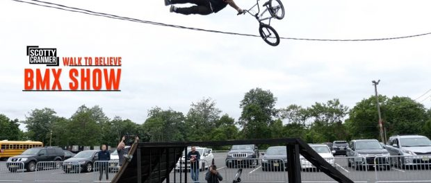 WE DID OUR FIRST LIVE BMX SHOW!