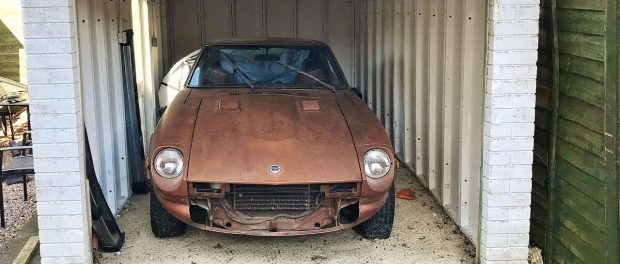 What happened to the Datsun?
