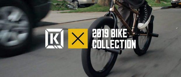 2019 Bike Collection Videos Trailer – Kink BMX