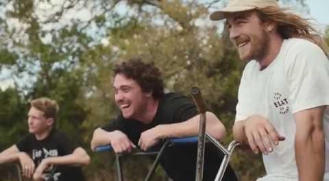 ÉCLAT BMX – Ty Morrow, Bruno Hoffmann, Devon Smillie, Dan Coller & Sean Burns #ECLATSOCIALITES