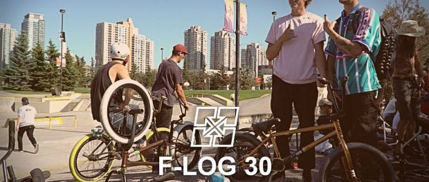 Fitbikeco. F-LOG 30 – Canada Jam