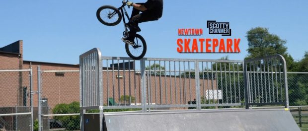 PRACTICE MAKES PERFECT AT THE SKATEPARK!