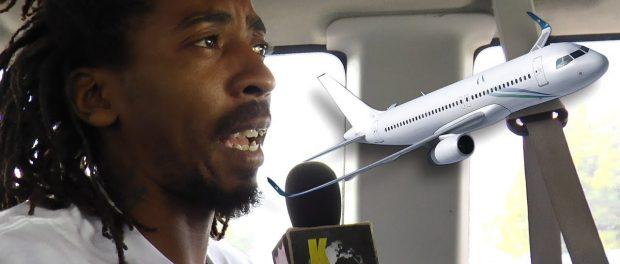 Will Kareem make his flight???