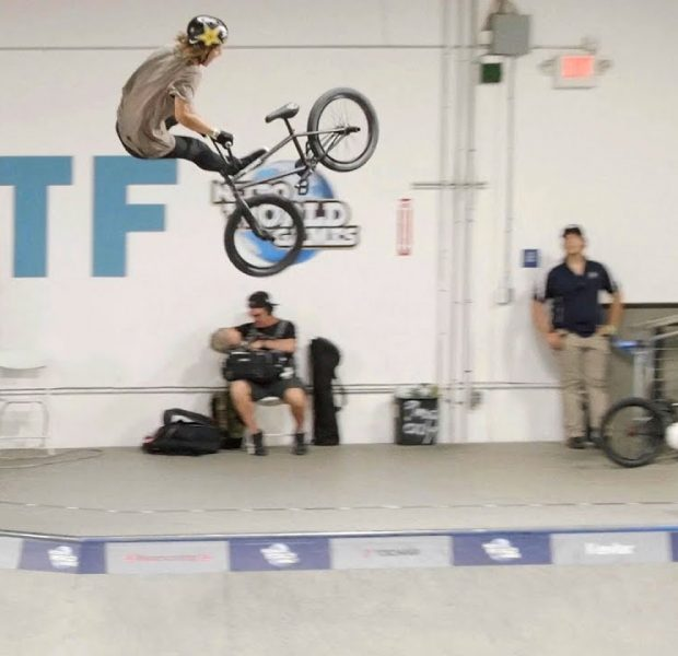 BATTLE IN THE SEMI FINALS – NITRO WORLD GAMES HIGHLIGHTS
