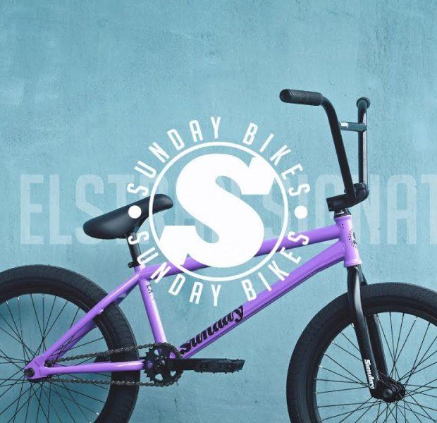 BMX / Sunday Bikes 2019 EX – Erik Elstran Signature