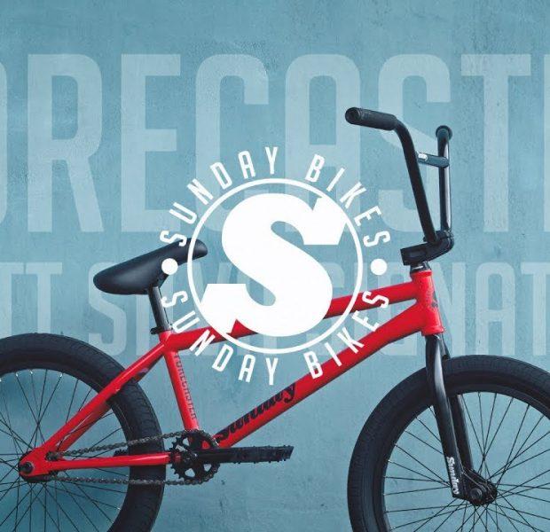 BMX / Sunday Bikes 2019 Forecaster – Brett Silva Signature