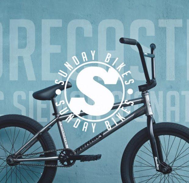 BMX / Sunday Bikes 2019 Forecaster – Alec Siemon Signature