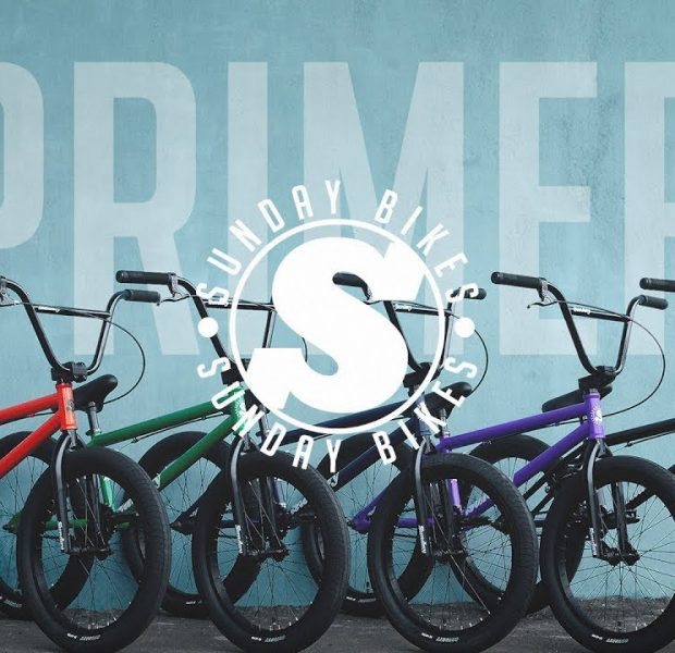 BMX / Sunday Bikes 2019 Primer
