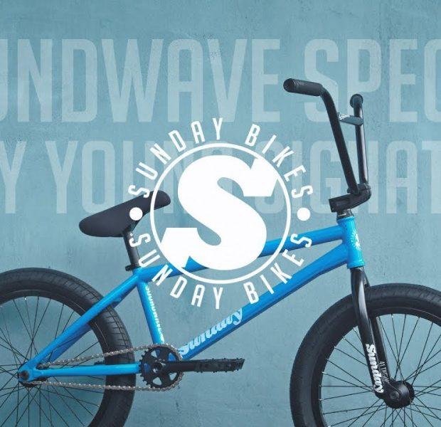 BMX / Sunday Bikes 2019 Soundwave Special – Gary Young Signature