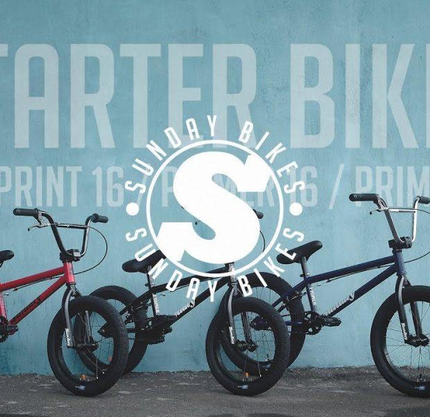 BMX / Sunday Bikes 2019 Starter Bikes
