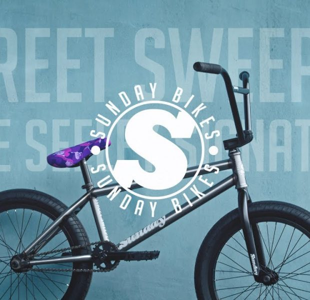 BMX / Sunday Bikes 2019 Street Sweeper – Jake Seeley Signature