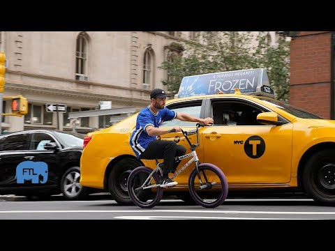 Follow The Leader BMX in NYC Summer 2018