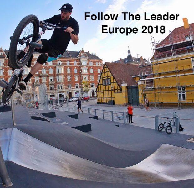 FTL BMX EuroTrip 2018