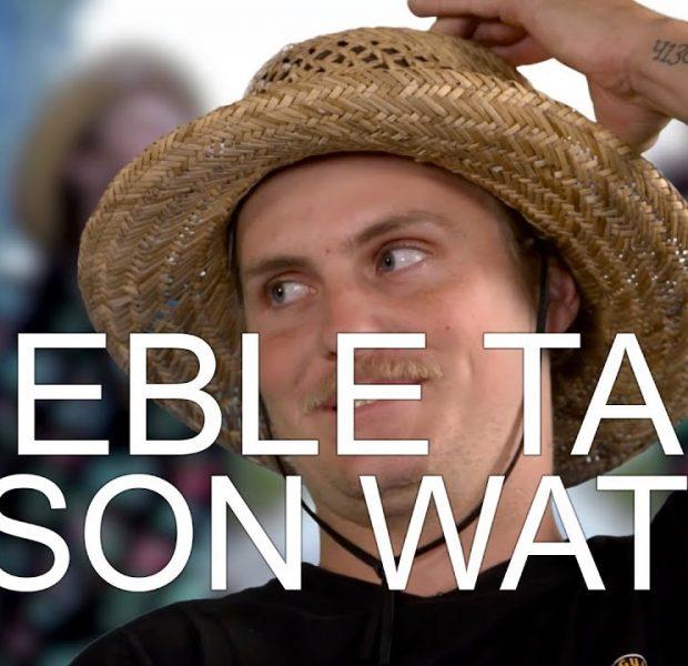 JASON WATTS – FEEBLE TALK