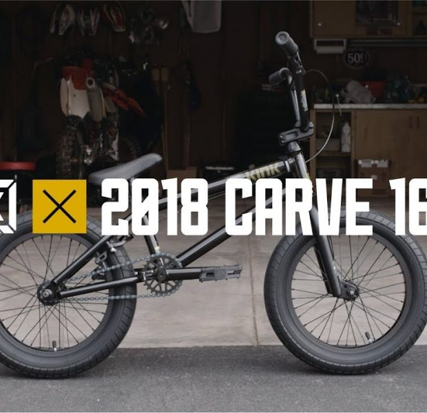 Kink Carve 16″ 2019 Bike