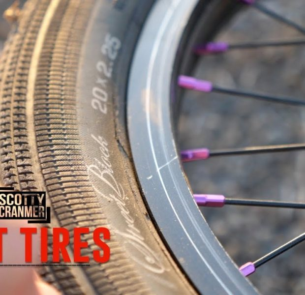 SIX FLAT TIRES IN 5 MINUTES!