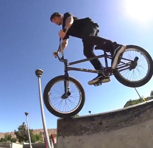 WETHEPEOPLE BMX: Dan Kruk #STALLIS Bar Promo