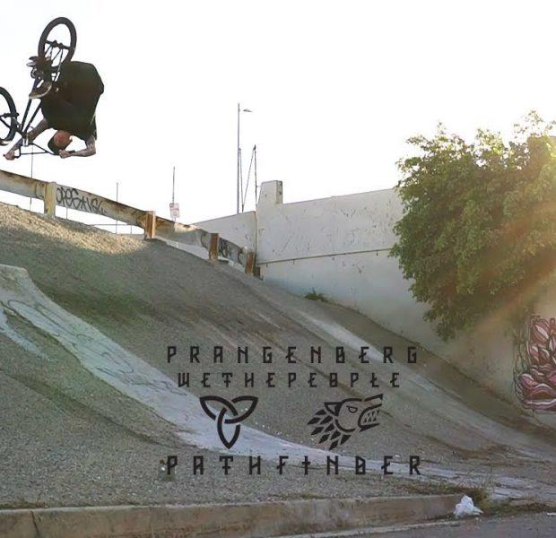 WETHEPEOPLE BMX – Felix Prangenberg #PATHFINDER  Video Part
