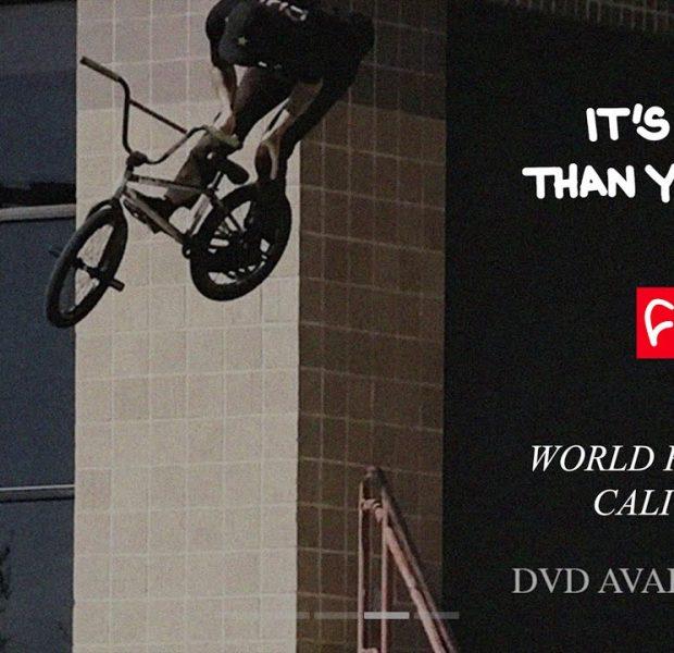 CULTCREW/ ILTYT WORLD PREMIERES/ CALI + UK