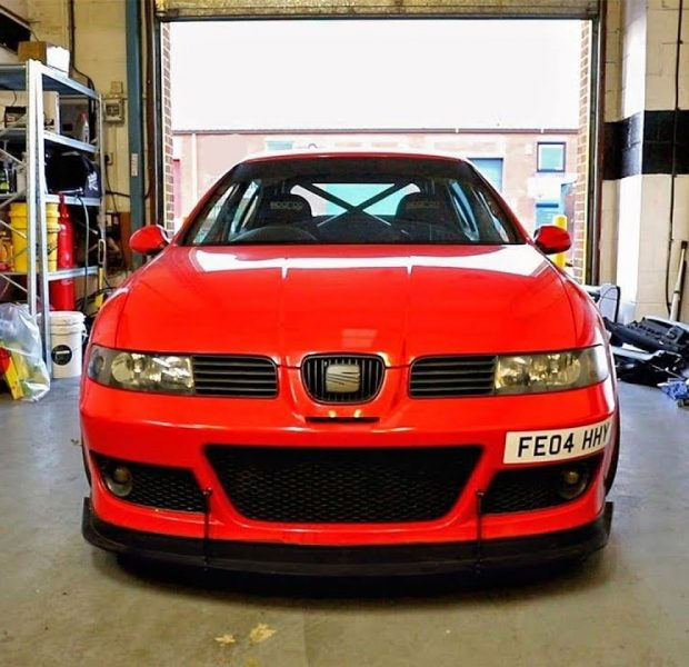 Cupra's Roll Cage is FINISHED