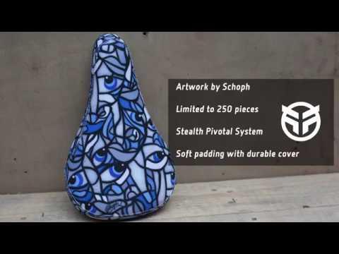Federal BMX – Schoph Artist Series Stealth Pivotal Mid Seat