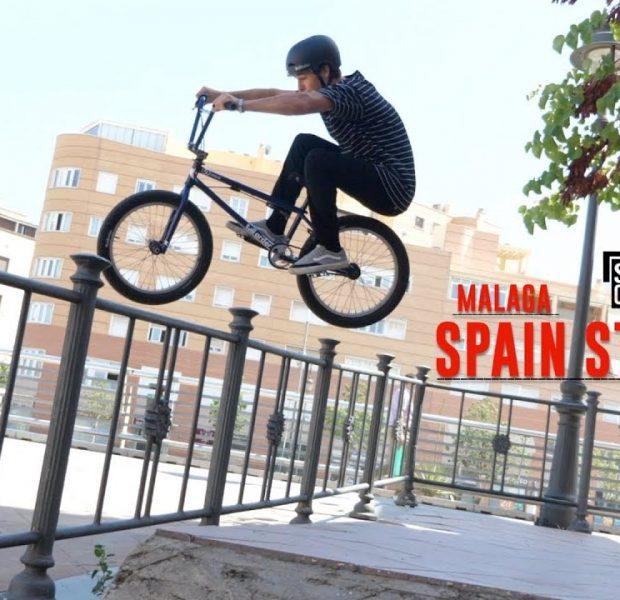 MATTY vs. THE SPANISH RAIL HOP!