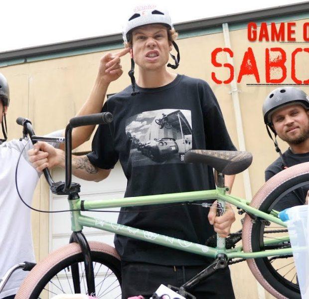 SABOTAGE GAME OF BIKE!