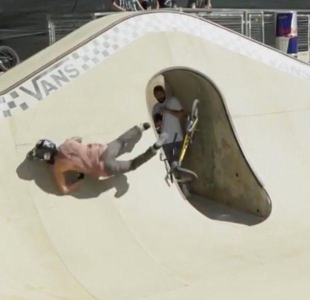 SEMI-FINALS HIGHLIGHTS – VANS BMX PRO CUP MALAGA
